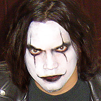 jeff as the crow